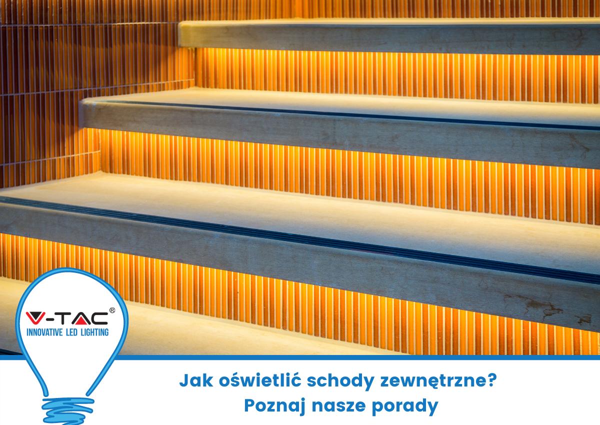 Jak oświetlić schody zewnętrzne? Poznaj nasze porady