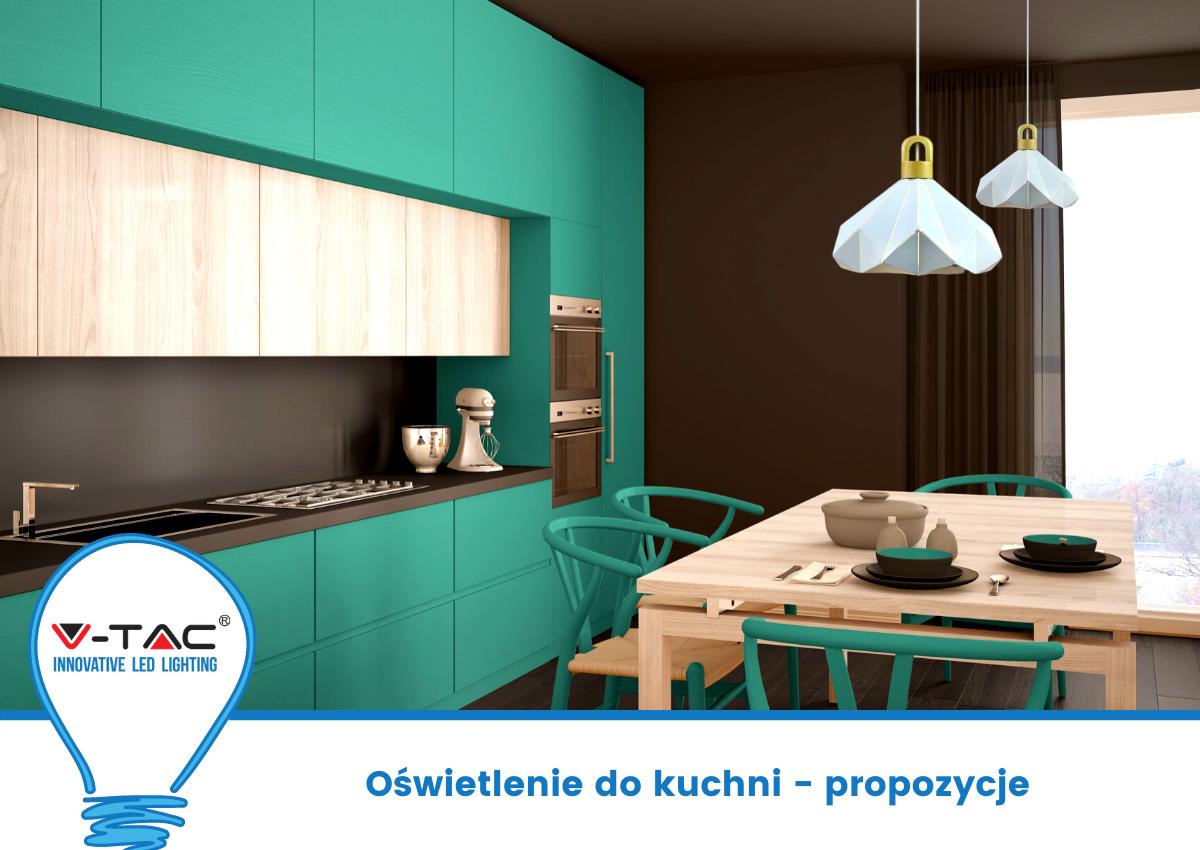 Oświetlenie do kuchni - propozycje