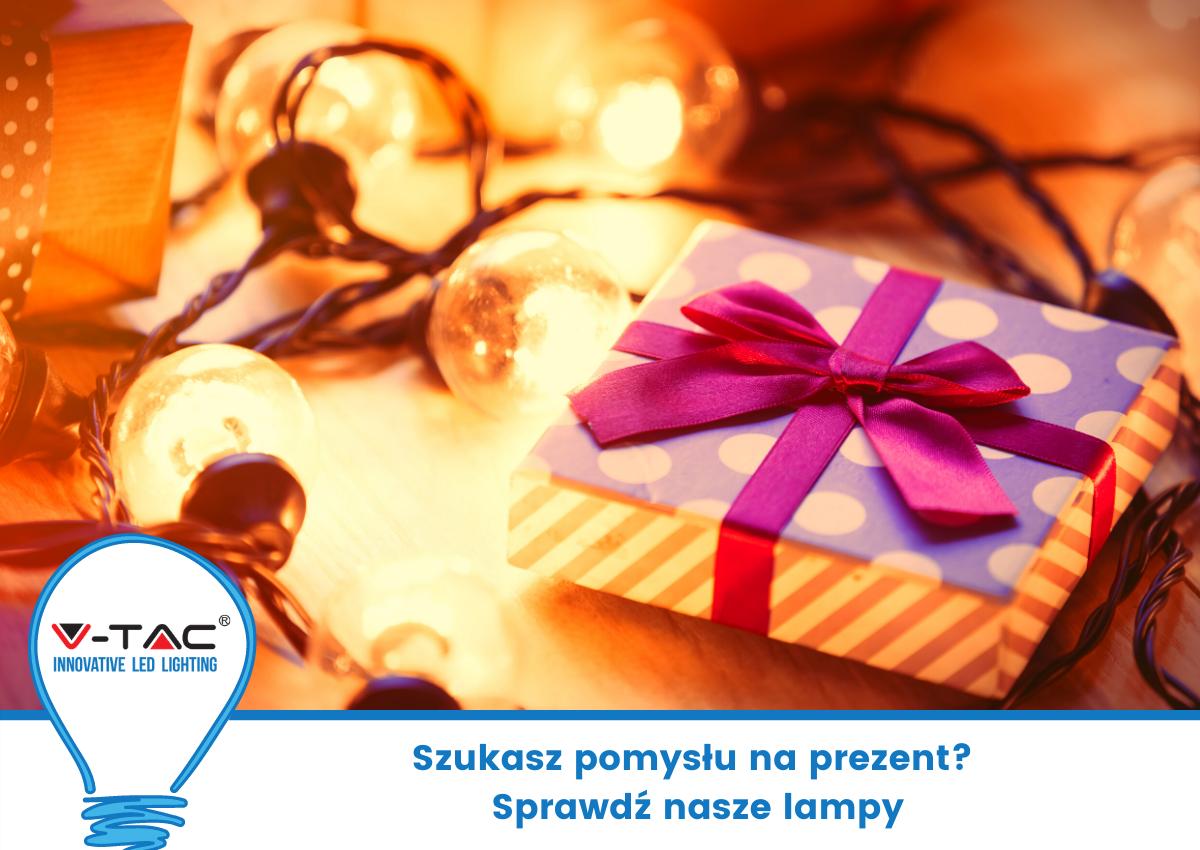 Szukasz pomysłu na prezent? Sprawdź nasze lampy