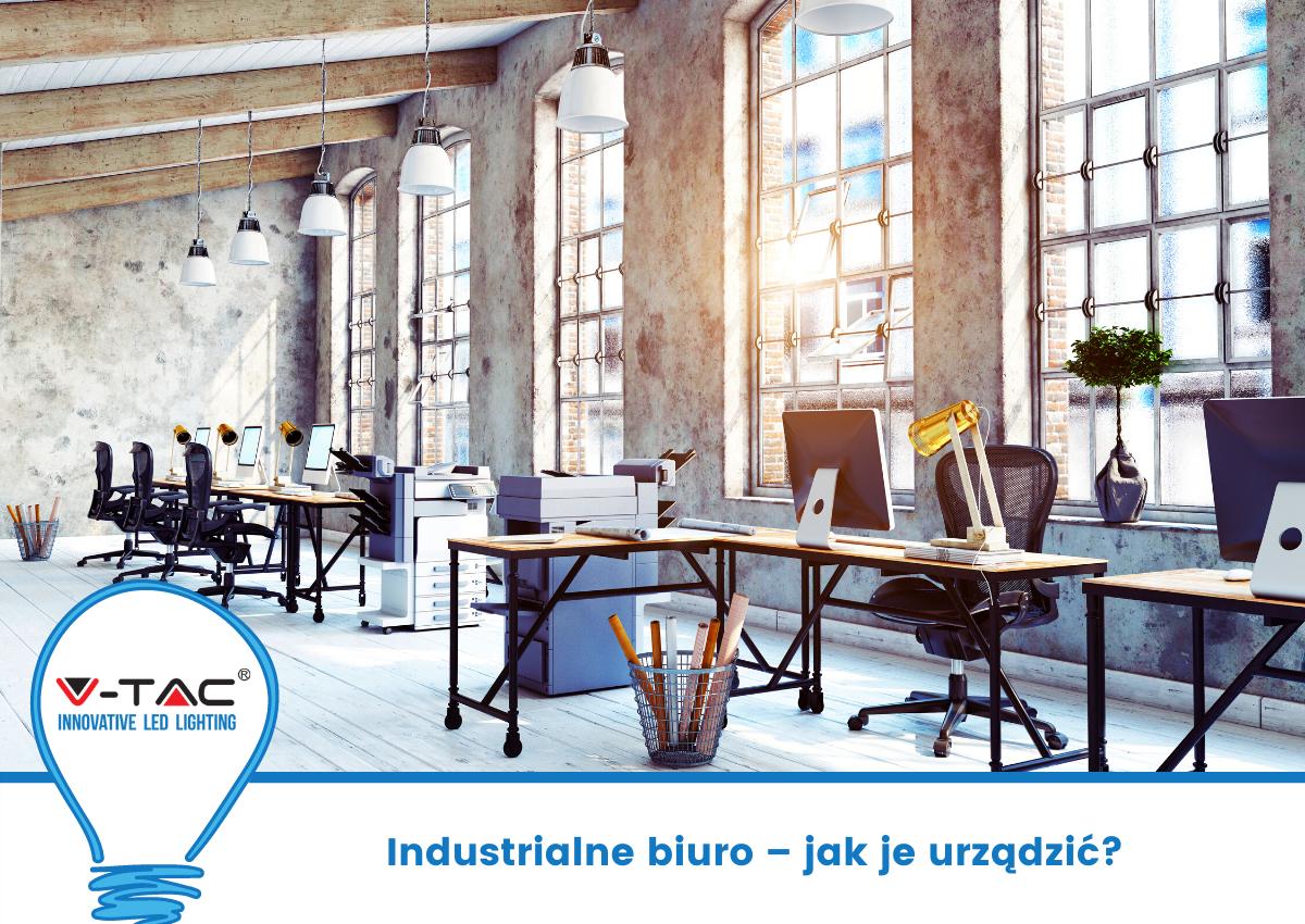 Industrialne biuro – jak je urządzić?